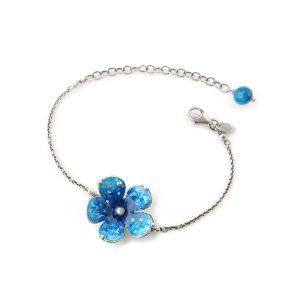bracciale-con-fiore-azzurro