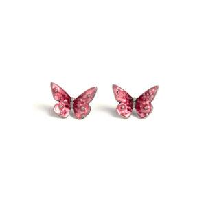 orecchini-farfalle-rosa