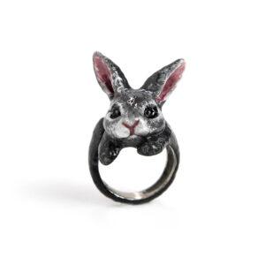 anello-coniglio-grigio